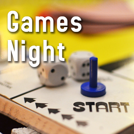 Games Night Positive Path Foundation